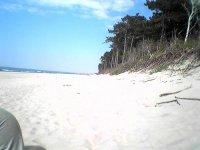 Plaża, Mielno