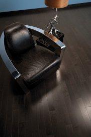 Skórzany, stylowy fotel