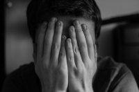 Człowiek w depresji