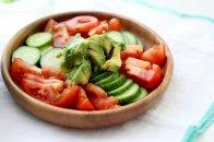 Dietetyczny posiłek